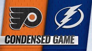 12/27/18 Condensed Game: Flyers @ Lightning