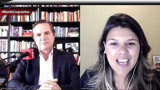 MIX PALESTRAS    Laíze Damasceno   Entrevista   Especialista em MKT de Conteúdo   Mundo Corporativo