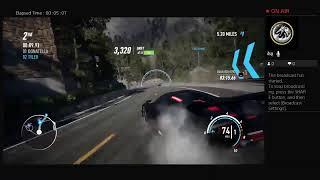 Fastest Car in the game (KONIGSEGG REGERA) :o