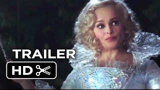 Cinderella TRAILER 1 (2015) - Helena Bonham Carter Live