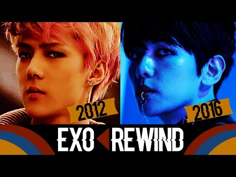 EXO | KPOP REWIND | 2012 - 2017