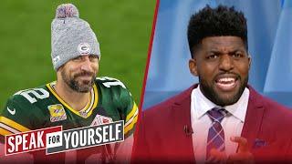 Anytime Aaron Rodgers is arrogant, it always precedes his success —Acho | NFL | SPEAK FOR YOURSELF