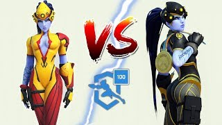 The Ultimate Widowmaker Showdown! [Overwatch]