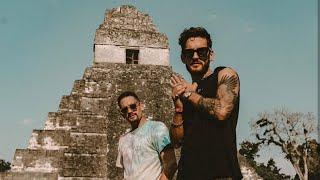Mau y Ricky - Visita a Guatemala 🇬🇹 Mayo 2,019 (Video Recopilación)