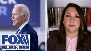RNC Chair: If Biden can't debate, he should be 'disqualified'