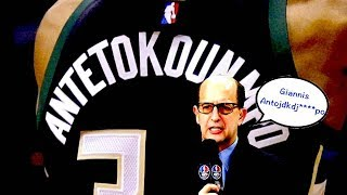 """NBA """"Mispronunciations & Name Mistakes"""" Compilation"""