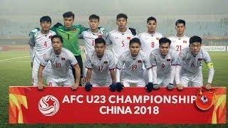 Nhìn Lại Chặng Đường Tuyệt Vời Của U23 Việt Nam Tại U23 Châu Á.