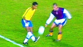 Dribles LENDÁRIOS da Seleção Brasileira
