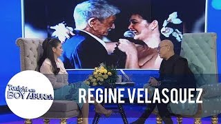 TWBA: Regine Velasquez misses her dad