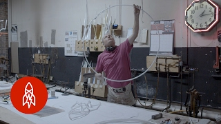 Watch a Neon Sign Come to Life