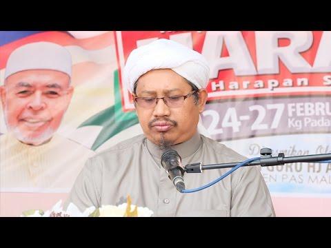 HARAP 3.3 - Kuliah Dhuha YB Ustaz Mohd Nor Hamzah