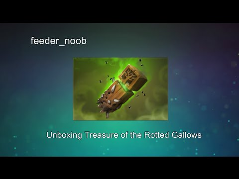 Baixar Dota 2 - Review and Unboxing Treasure of the Rotted Gallows