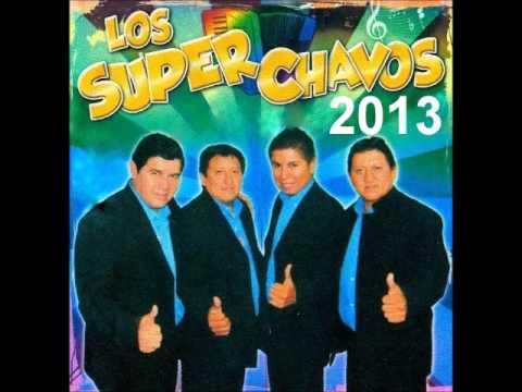 LOS SUPER CHAVOS (Salta) - 2013 - CD Completo