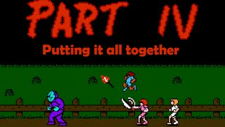 How To Beat Friday the 13th (NES) Fast and Easy - walkthrough