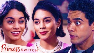 VANESSA HUDGENS HAS A BRITISH TWIN AND NOBODY CARES (PRINCESS SWITCH)