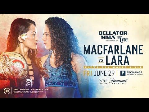 Wyniki ważenia Bellator 201: Macfarlane i Lara w limicie, Ramirez poza limitem o 8,7 funta