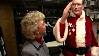 "Conan Travels - ""Santa Training"" - 12/19/08"
