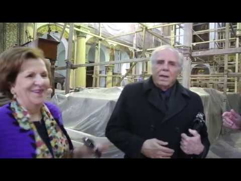 Ολοκληρώνεται η αποκατάσταση του ιερού ναου Αγ  Κωνσταντίνου και Ελένης το Κάιρο