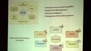 Dr. Rajeev Papneja Speech at 5th Manufacturing IT Summit 2014