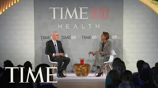 Changing The Game: Adam Silver Interviewed By Robin Roberts | TIME 100 | TIME