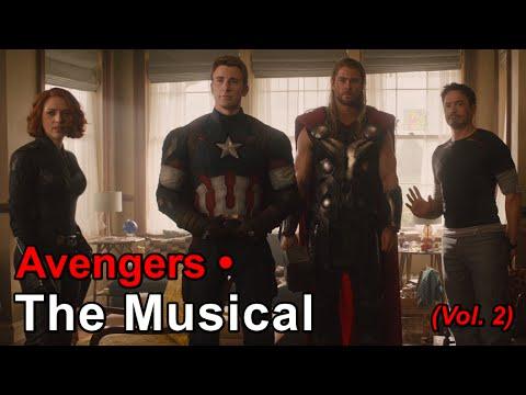 Khi thế giới Marvel ngập trong âm nhạc... Toàn nhạc hay với những cảnh tượng hoành tráng của Marvel