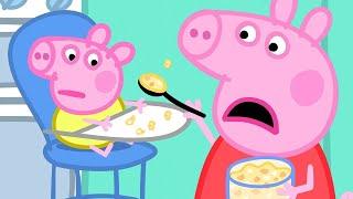 Nursery Rhymes & Kids Songs with Peppa Pig  | Baby Alexander | Cartoons for Children