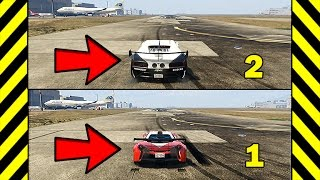 GTA 5 DLC NEW FASTEST SUPER CAR! BEST SUPER CARS SPEED TEST IN GTA ONLINE IMPORT/EXPORT (GTA V)