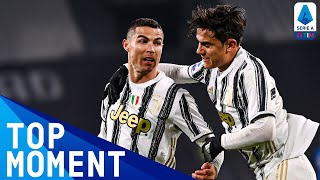 Ronaldo Does It Again | Juventus 4-1 Udinese | Top Moments | Serie A TIM