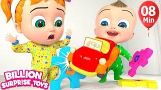 Fun Indoor playground  | BST Kids Songs & Nursery Rhymes