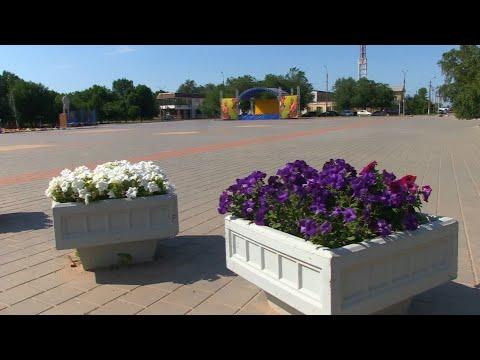 Благоустройство и озеленение Быковского городского поселения