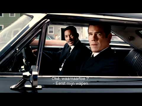 Men in Black 3'