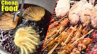 Cheap Street Food You Should Try, Asian Street Food Compilation