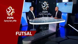 Łączy Nas Futsal. Sebastian Bednarz.