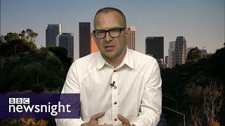 Cory Doctorow on tech industry regulations & Cambridge Analytica - BBC Newsnight