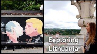 Exploring Lithuania | xameliax Travel Vlog