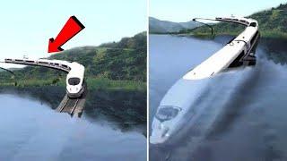 10 Underwater Railway Tracks In The World