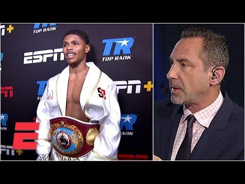 Breaking down Shakur Stevenson's win over Joet Gonzalez in Reno | Top Rank Boxing