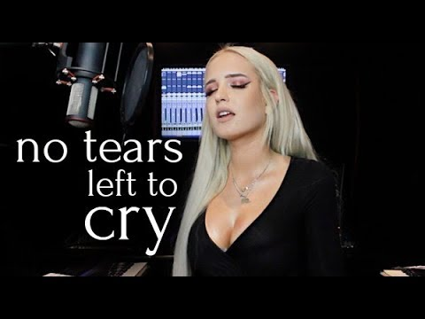 NO TEARS LEFT TO CRY - ARIANA GRANDE - COVER BY MACY KATE