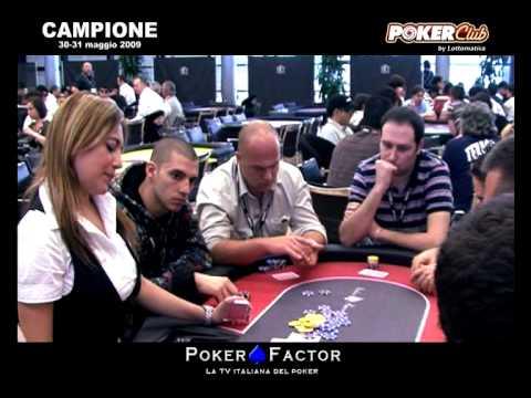 MAGNIFICI 8 POKER Club by LOTTOMATICA  - LOTTOMATICA poker tour -Campione 0509 Tra i Tavoli