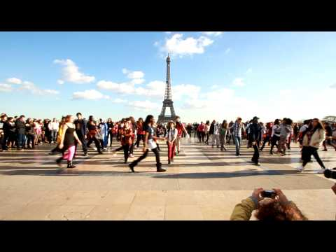 Official Flashmob Gangnam Style Paris - Octobre 2012