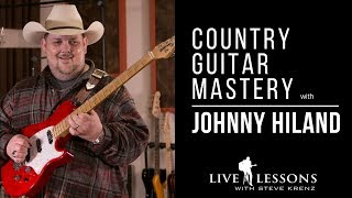 Country Guitar Mastery with Johnny Hiland