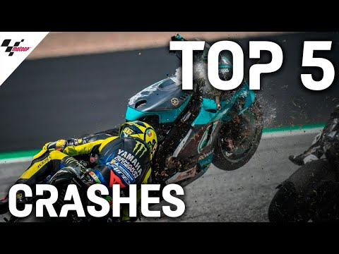 Top 5 Crashes of 2020
