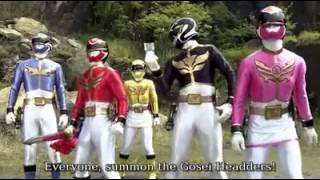 Tensou Sentai Goseiger - Epic On The Movie Part 2