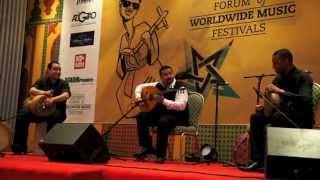 Driss El Maloumi - Driss El Maloumi Trio - 'Tawazoun' - Live in Agadir