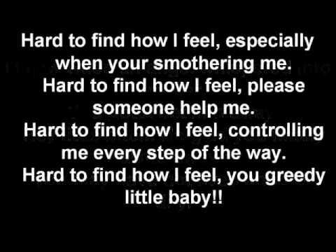 Godsmack - Greed (KARAOKE)