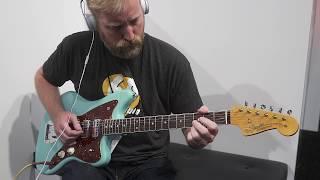 Limited Edition MIM Fender Jazzmaster - NAM 2018