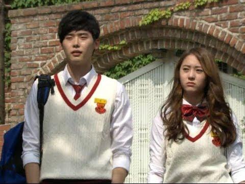 【TVPP】Krystal(f(x)) - Squabbling with Lee Jong-suk 01, 크리스탈(에프엑스) - 이종석과 티격태격 01 @ High Kick!