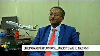 African Perspective: Ethiopian Airlines expansion plans - Esayas Woldemariam