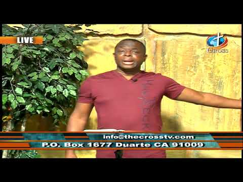Anointing with Apostle Vincent Akosah 06-15-2020
