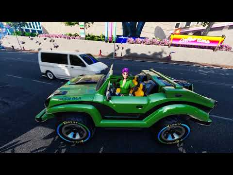 CrazyRide: anteprima del nuovo videogioco Arcade di Unis